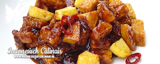 Tempeh Kentang Kering | Indonesisch-Culinair.nl