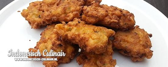 Frikadel Jagung Tiga | Indonesisch-Culinair.nl