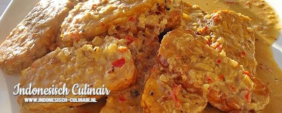 Tempeh Masak Gurih | Indonesisch-Culinair.nl