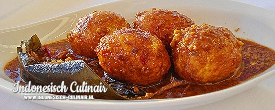 Telor Masak Kacang | Indonesisch-Culinair.nl