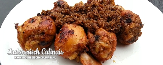 Ayam Gepuk | Indonesisch-Culinair.nl