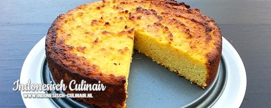 Kue Jeruk Sunkist | Indonesisch-Culinair.nl