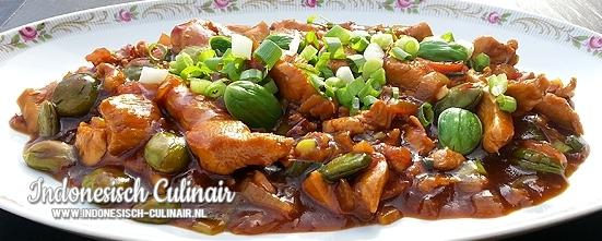 Ayam Peteh Ketjap | Indonesisch-Culinair.nl