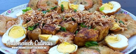 Tahu Pong Komplit | Indonesisch-Culinair.nl