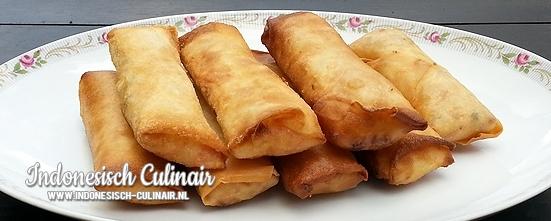 Loempia | Indonesisch-Culinair.nl