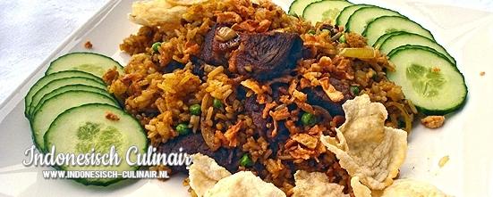 Nasi Goreng Domba | Indonesisch-Culinair.nl