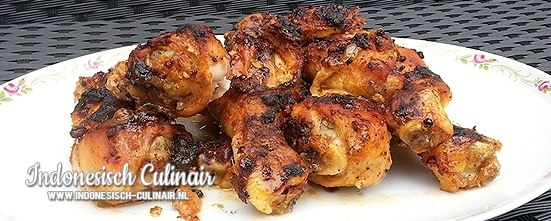 Ayam Bakar Pedis | Indonesisch-Culinair.nl