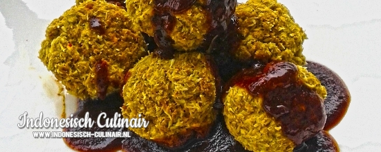 Frikadel Atjeh | Indonesisch-Culinair.nl