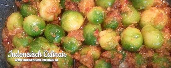 Balado Spruitjes | Indonesisch-Culinair.nl