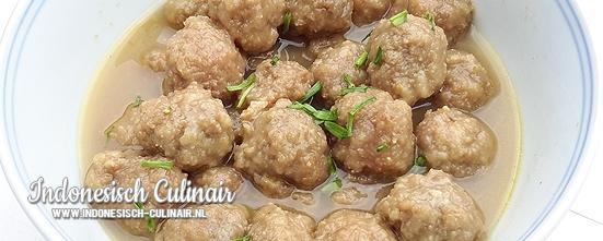 Bakso Bandung | Indonesisch-Culinair.nl