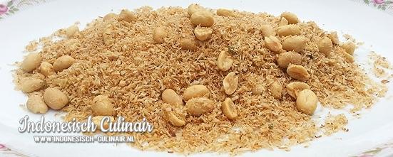 Serundeng Dua | Indonesisch-Culinair.nl