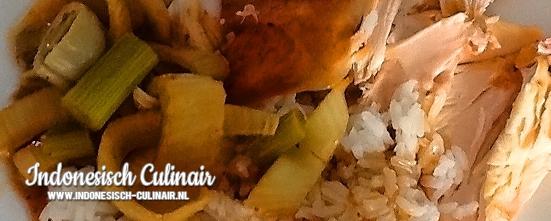 Ayam Djeruk dan Adas | Indonesisch-Culinair.nl