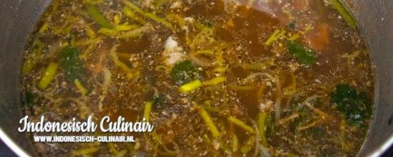Sop Buntut Dua | Indonesisch-Culinair.nl