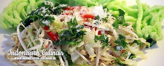 Urap | Indonesisch-Culinair.nl
