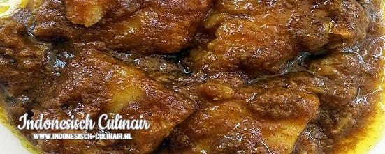 Ikan Kuning Santen | Indonesisch-Culinair.nl