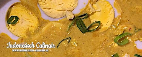 Kari Telor | Indonesisch-Culinair.nl