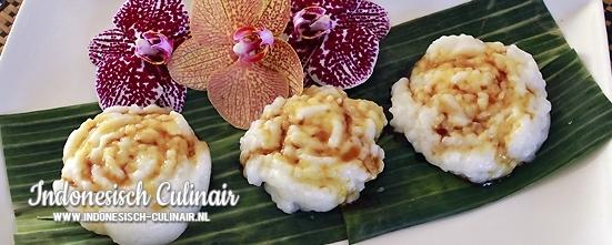 Puding Sago Dua | Indonesisch-Culinair.nl