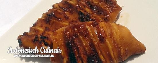 Cumi-Cumi Panggang | Indonesisch-Culinair.nl