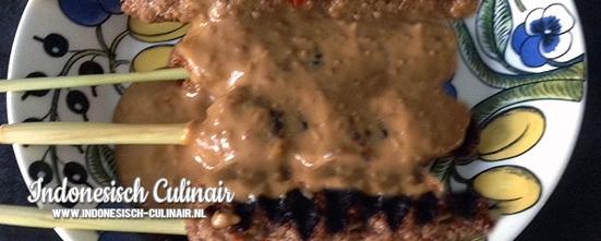 Sateh Pentul | Indonesisch-Culinair.nl