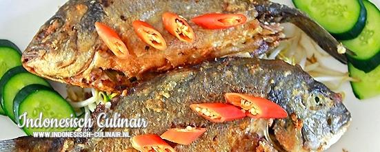 Ikan Goreng Renyah | Indonesisch-Culinair.nl