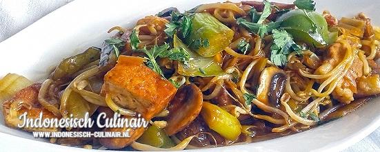 Cah Sayur | Indonesisch-Culinair.nl