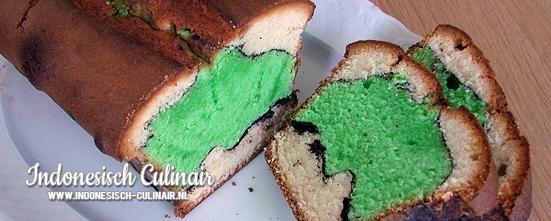 Kue Alunan Kasih | Indonesisch-Culinair.nl