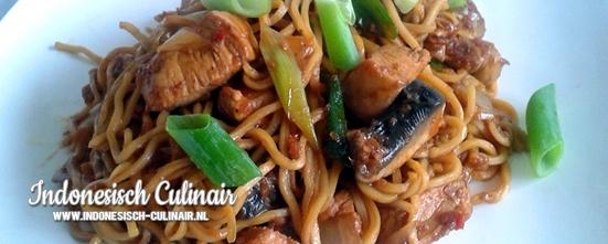 Mie Ayam Pedis | Indonesisch-Culinair.nl