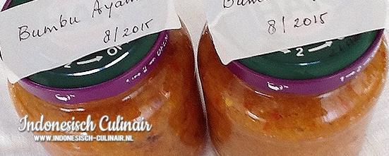 Bumbu Ayam | Indonesisch-Culinair.nl