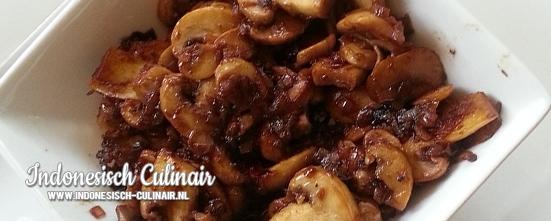 Oseng-Oseng Jamur | Indonesisch-Culinair.nl