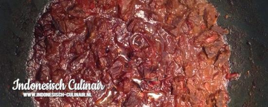 Sambal Goreng Daging | Indonesisch-Culinair.nl
