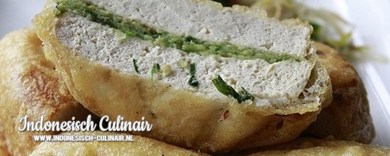 Tahu Lapis Goreng | Indonesisch-Culinair.nl