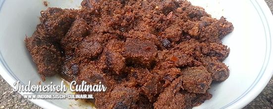 Rendang Sapi | Indonesisch-Culinair.nl