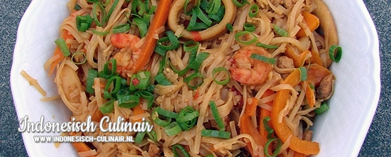 Bihun Bumbu Kari | Indonesisch-Culinair.nl