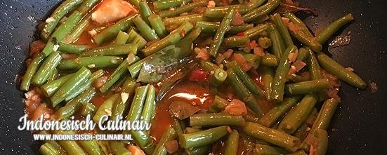 Sayur Buncis | Indonesisch-Culinair.nl