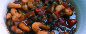 Udang Masak Madu | Indonesisch-Culinair.nl