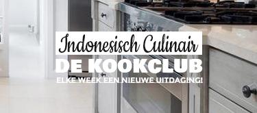 Indonesische kookclub online!